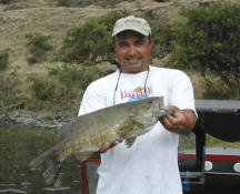 Snake River Smallmouth Bass Trips
