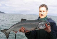 Astoria fiahing guide charters oregon for Puget sound fishing charters