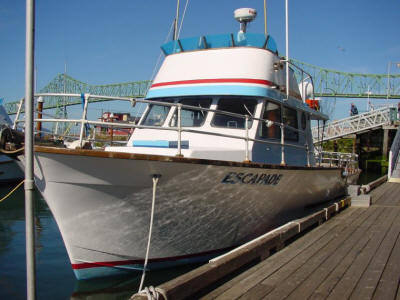 Astoria Fishing Charter Boats