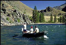 Deschutes River Fly Fishing Trips