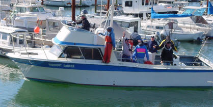 Ocean Charter Boat Astoria Oregon